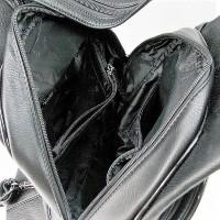 Sieviešu mugursoma Gilda Tohetti, melna art. 581160