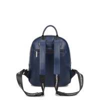 Sieviešu mugursoma Luigisanto, zilā krāsā art. 66422